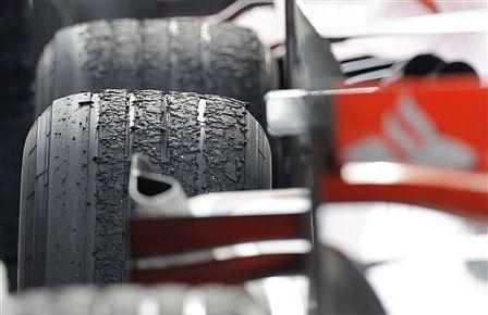Estrategias de neumáticos en Sepang