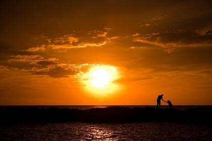 Puesta de sol en las Canarias. Tus fotos de viaje