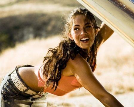 ¿Se cuidan los famosos? Megan Fox (II)