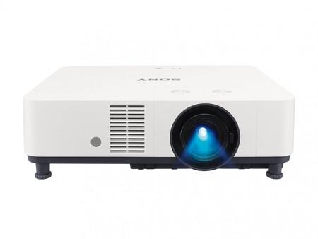 Sony anuncia dos proyectores láser compactos para aplicaciones empresariales, educativas y de entretenimiento