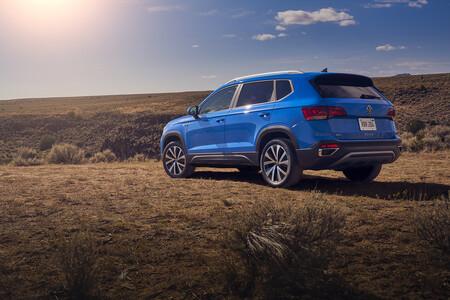 Volkswagen Taos 2021 Mexico 12
