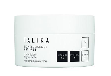 Crema Regeneradora De Dia Skintelligence De Talika 2 Half