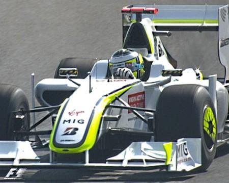 Brawn GP y McLaren Mercedes dominan los primeros libres en Valencia