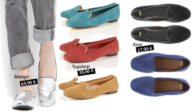 slippers simples