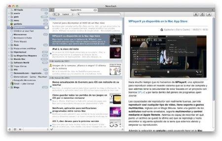 NewsRack viaja de iOS a Mac OS X