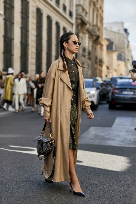 trench street style entretiempo