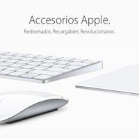 Nuevos Magic Keyboard, Magic Trackpad 2 y Magic Mouse 2 con batería integrada y conector Lightning