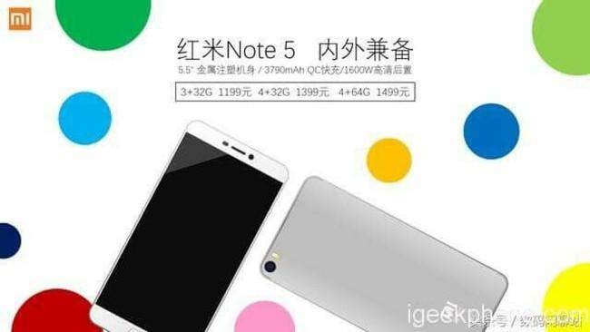 Xiaomi Redmi™ Note 5