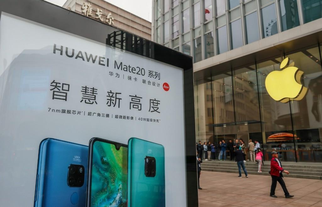 En Huawei han sido