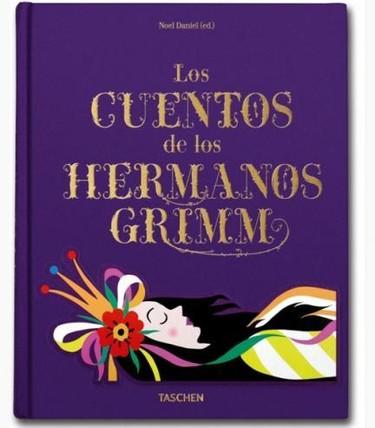 """""""Los cuentos de los hermanos Grimm"""" de Taschen"""