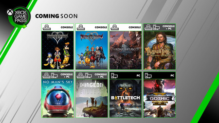 No Man's Sky, Thronebreaker y Kingdom Hearts entre los nuevos juegos que se unirán a Xbox Game Pass en junio