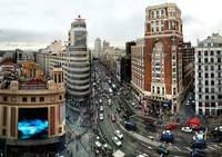 Madrid, Barcelona y París encabezan los destinos más solicitados por los españoles