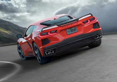 Chevrolet Corvette C8 Stingray 2020 1280 07