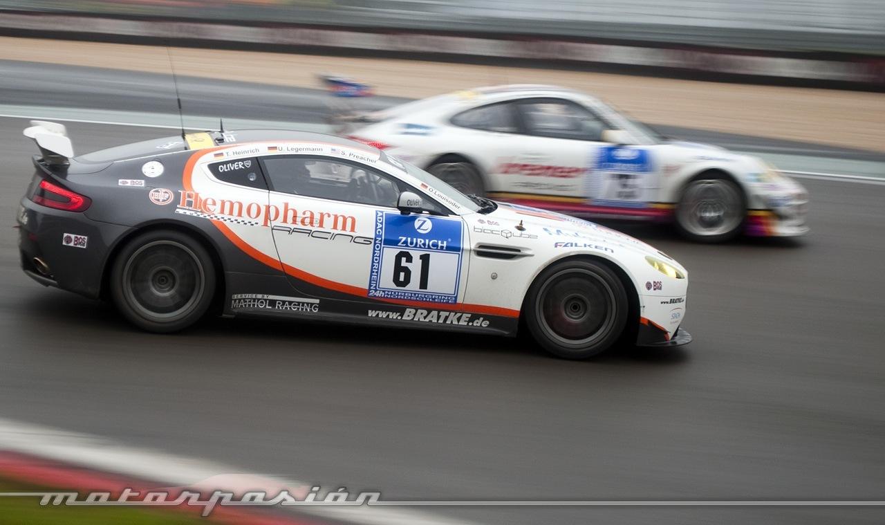 Foto de La increíble experiencia de las 24 Horas de Nürburgring (18/114)
