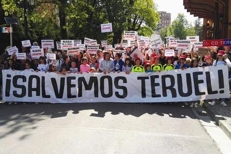 Qué dice el programa de Teruel Existe, el primer partido de ámbito provincial que llega al Congreso