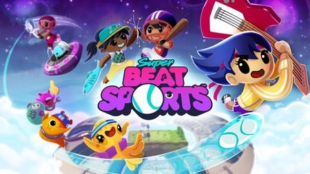 Harmonix anuncia Super Beat Sports, su nuevo videojuego de deportes y ritmo para Nintendo Switch