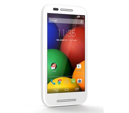 Moto E, el nuevo Android de Motorola