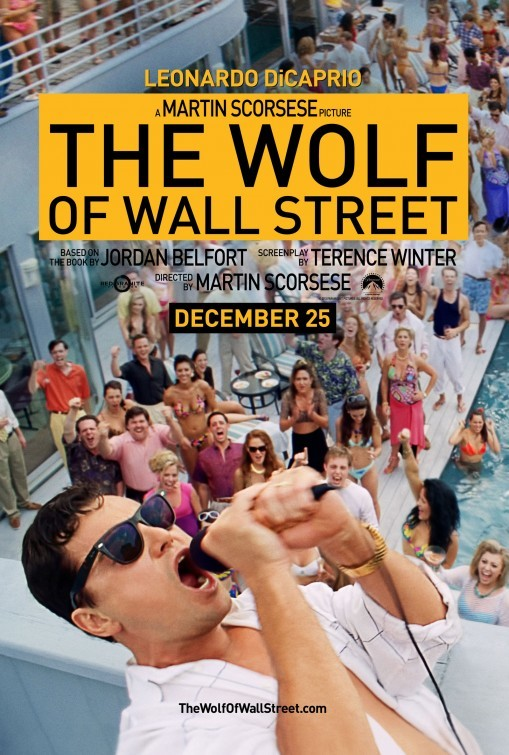 Foto de Carteles de 'El lobo de Wall Street' (2/6)