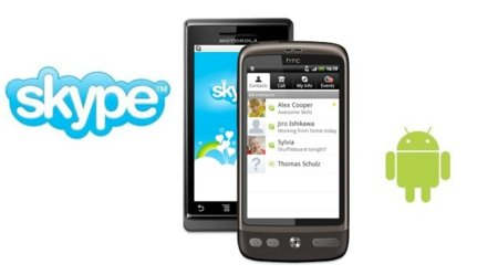 Skype para Android por fin disponible