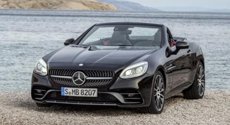 Mercedes-Benz SLC 2017