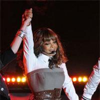 El look de Janet Jackson en Good Morning America