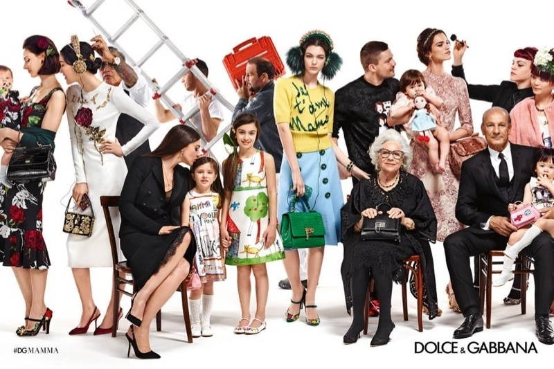 Foto de Dolce & Gabbana campaña Otoño-Invierno 2015/2016 (3/10)