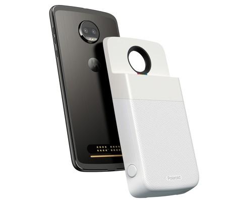 Ahora puedes imprimir fotos directamente desde los Moto Z, llega a México el Insta-Share Printer de Polaroid