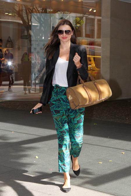 Los bolsos de la nueva colección de Burberry causan furor entre las celebrities