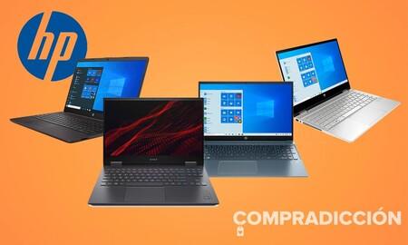 HP Week en Amazon: estos 11 portátiles para jugar o trabajar te salen mucho más baratos