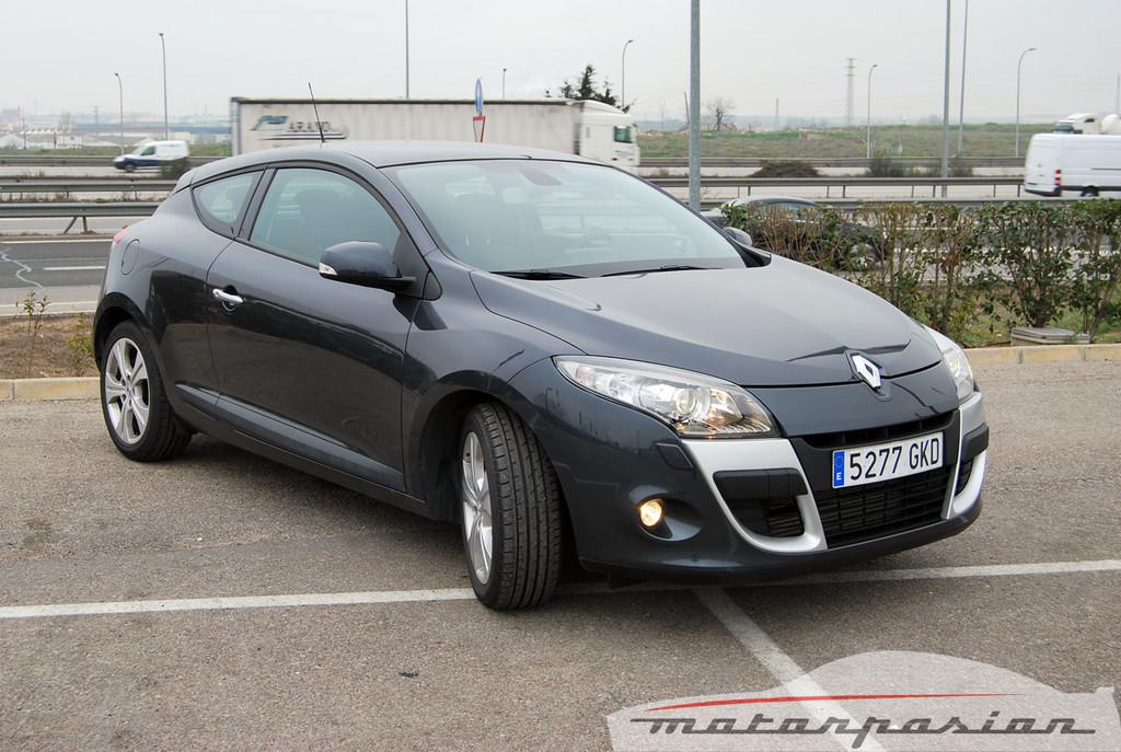 Renault Mégane Coupé (prueba)