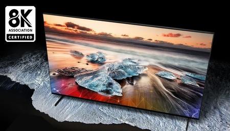 Samsung firma una alianza con la 8K Association para comenzar a certificar televisores y equipos 8K bajo un nuevo logotipo