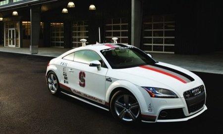Autonomous TTS, un Audi TT sin conductor