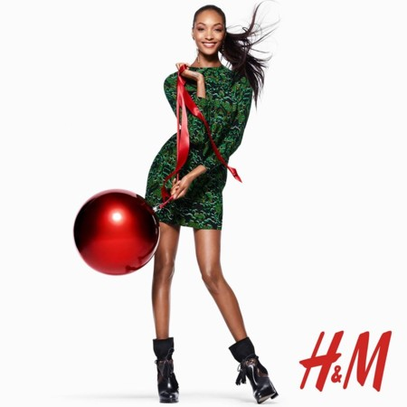 Hm Holiday 2015 Campaign Models01