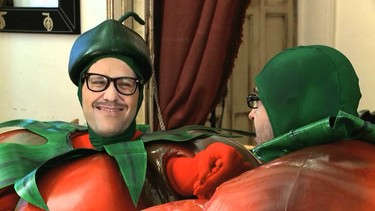 Dos tomates y un destino, con Joaquín Reyes y Carlos Areces