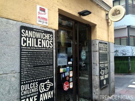 San Wich, el santo grial de los sándwiches y las hamburguesas en Madrid