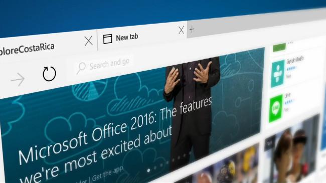 Los usuarios de Edge podrían llamar desde el navegador sin instalar complemento alguno