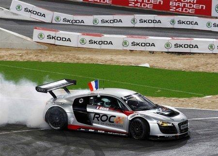 Race of Champions 2011: Sébastien Ogier es el campeón de campeones
