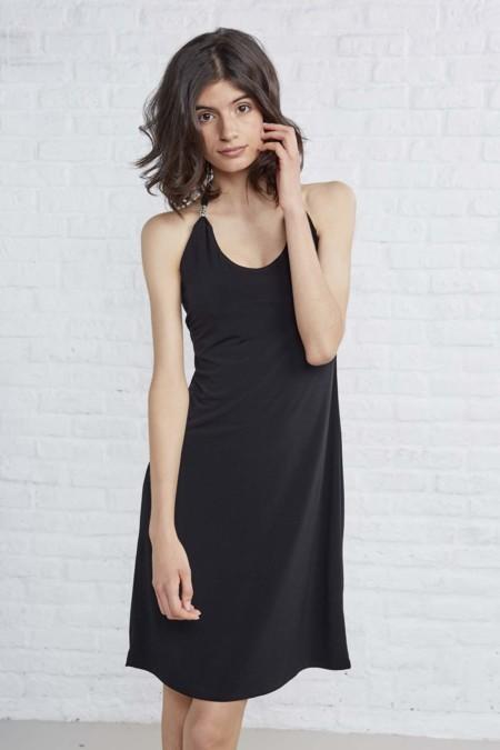 Vestido Negro Amichi