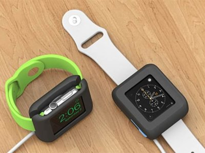 TimeFrame, una forma... alternativa de cargar tu Apple Watch