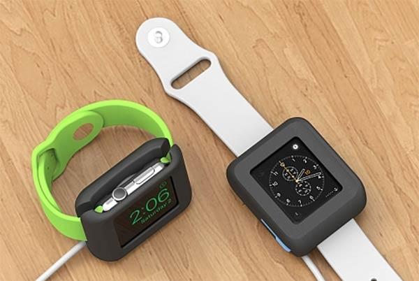 TimeFrame, una forma... alternativa de cargar tu Apple Watch