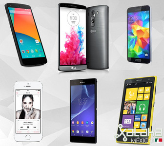 LG G3, ¿con quién llegará a competir en México?