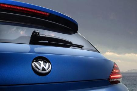 Volkswagen Scirocco R 2014