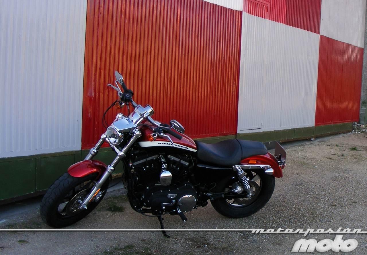 Foto de Harley-Davidson XR 1200CA Custom Limited (29/65)