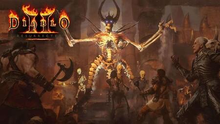 Splash Art Diablo 2 Resurrected
