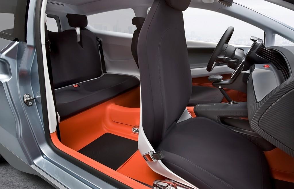 Foto de Volkswagen Up! Lite Concept (12/18)