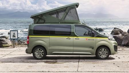 Citroën SpaceTourer Rip Curl, una camper que quiere comerse la tostada de la Volkswagen California
