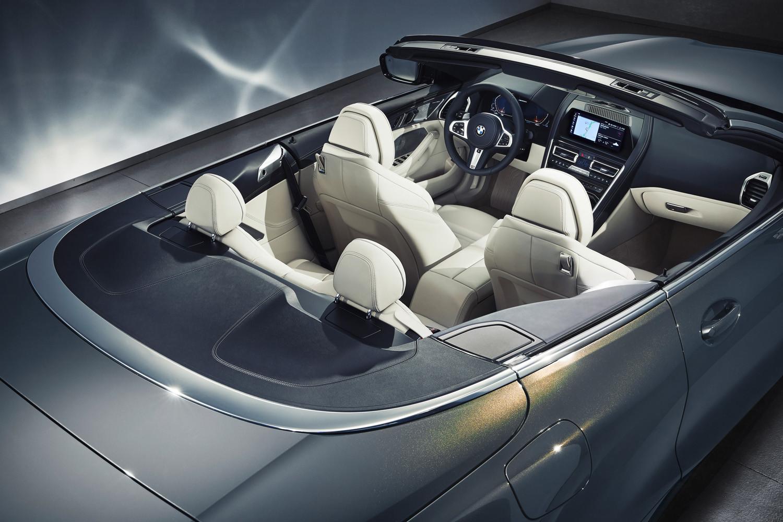 Foto de BMW Serie 8 Cabrio (63/75)