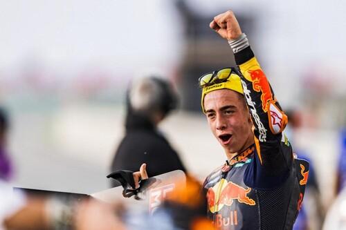 Vuela como un novato, pica como un campeón: Pedro Acosta, el nuevo genio de las motos