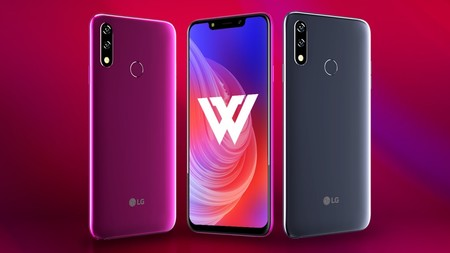Lg W10 Oficial Colores