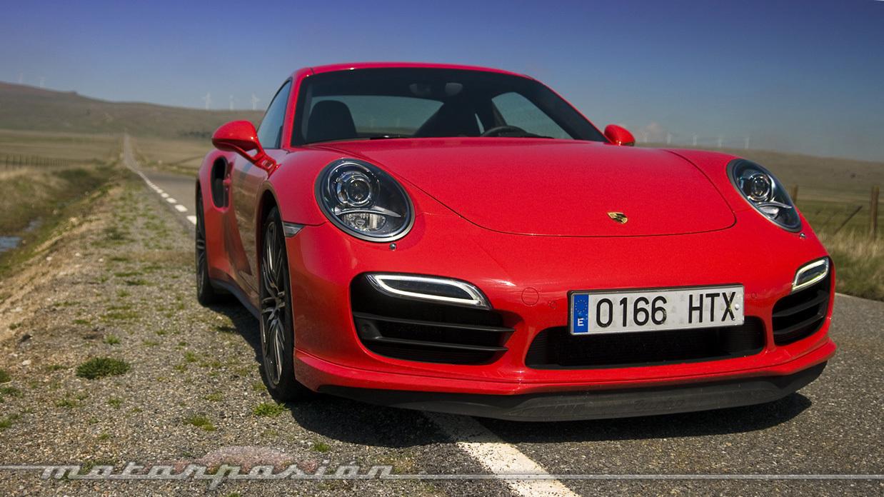 Foto de Porsche 911 Turbo (prueba) (32/33)
